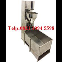 Spesifikasi Mesin Cetak Bakso Sistem Sendok