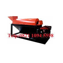 Palm Fruit Thresher Machine from Bunches