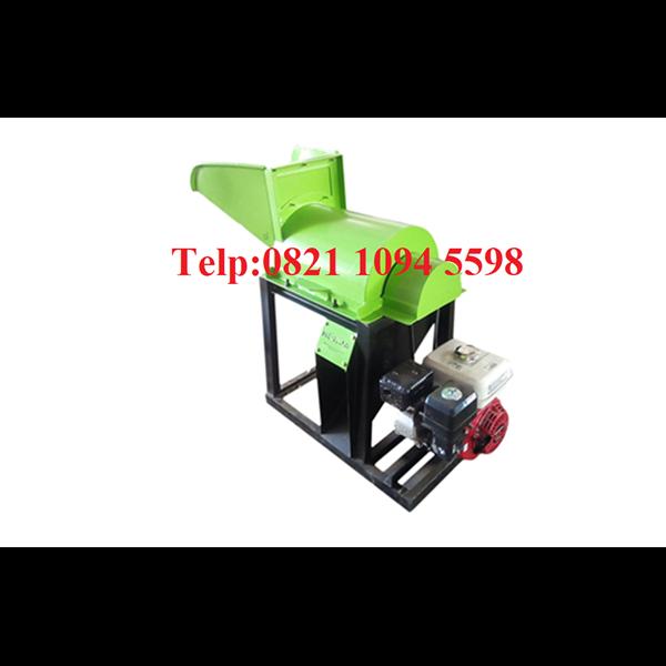 Mesin Pencacah Daun Tebu Untuk Kompos Kapasitas Mesin 1135 Kg/Jam Buatan Lokal
