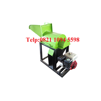 Mesin Pencacah Daun Tebu Untuk Kompos Kapasitas Mesin 1475 Kg/Jam