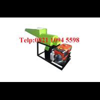 Mesin Pencacah Daun Tebu Untuk Kompos Kapasitas Mesin 1830 Kg/Jam Buatan Lokal