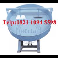 Jual Mesin Granulator Bahan Besi Kapasitas Mesin 550 - 600 Kg/Jam
