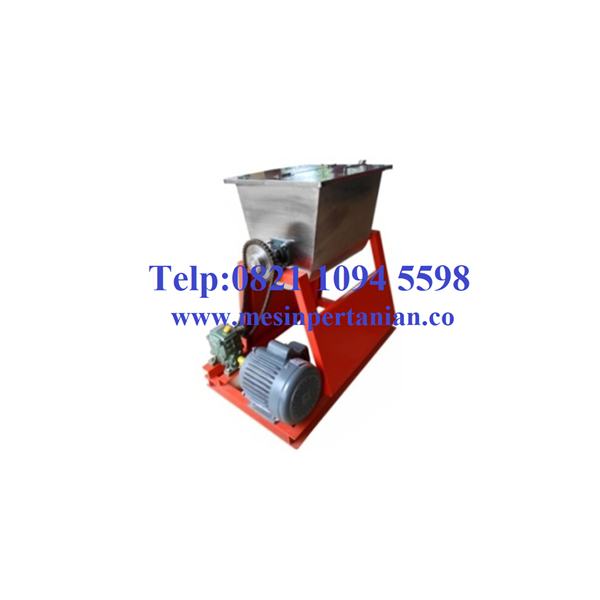 Mesin Mixer/Pencampur Tembakau