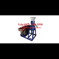 Mesin Pencetak Pelet Untuk Pakan - Kering Kapasitas Mesin 400 Kg / Jam