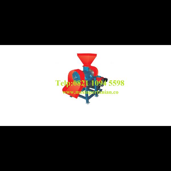 Mesin Pencetak Pelet Untuk Pakan - Basah Kapasitas Mesin 100 - 300 Kg/Jam