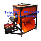Mesin Mixer Pengaduk Adonan Pelet Kapasitas Mesin 250 - 300 Kg / Batch 1