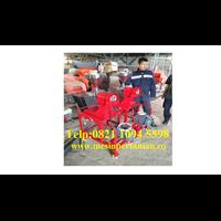 Mesin Pembubuk Atau Penggiling Kopi Kapasitas Mesin 25-50 Kg - Mesin Penghancur - Mesin Penghalus Biji-Bijian