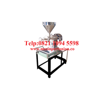 Mesin Pembubuk Kopi Stainless Steel - Mesin Penghancur - Mesin Penghalus Biji-Bijian