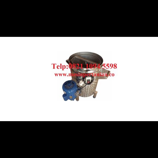 Spinner - Mesin Peniris Minyak Setelah di Goreng