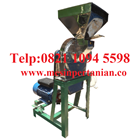 Mesin Penepung Daun Teh (Disk mill) Stainless Steel - Mesin Penggiling Biji-Bijian Kapasitas Mesin 180 Kg / Jam 1