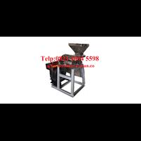 Mesin Penggiling Daun Teh Menjadi Bubuk Teh - Mesin Penepung Daun Teh - Mesin Hammer Mill Stainless Steel
