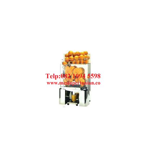 Jual Orange Juicer - Mesin Pengolahan Jeruk