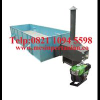 Mesin Box Dryer - Mesin Pengering Biji Jarak Kapasitas Mesin 3000-4000 Kg/Proses Tanpa Pengaduk - Mesin Pengering Biji-Bijian