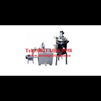 Mesin Vacuum Evaporator - Mesin Pengolahan Minyak Jarak