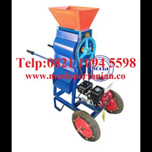 Dari Mesin Pengupas Kulit Kopi Basah – Pulper Kopi – Portable dengan Roda - Mesin Pengolahan Kopi 0