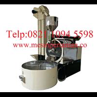 Katalog Mesin Sangrai Kopi - Mesin Roaster Kopi - Mesin Gongseng Kopi - Mesin Pengolahan Kopi Kapasitas 30-35 Kg/Proses