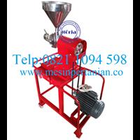Mesin Grinder Pembubuk Kopi - Mesin Penggiling Kopi Kapasitas Mesin 25-50 Kg/Jam - Mesin Pengolahan Kopi - Mesin Kopi