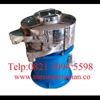 Supplier Mesin Pengayak Bubuk Kopi - Mesin Vibrating Screen - Mesin Pengolahan Kopi - Mesin Kopi