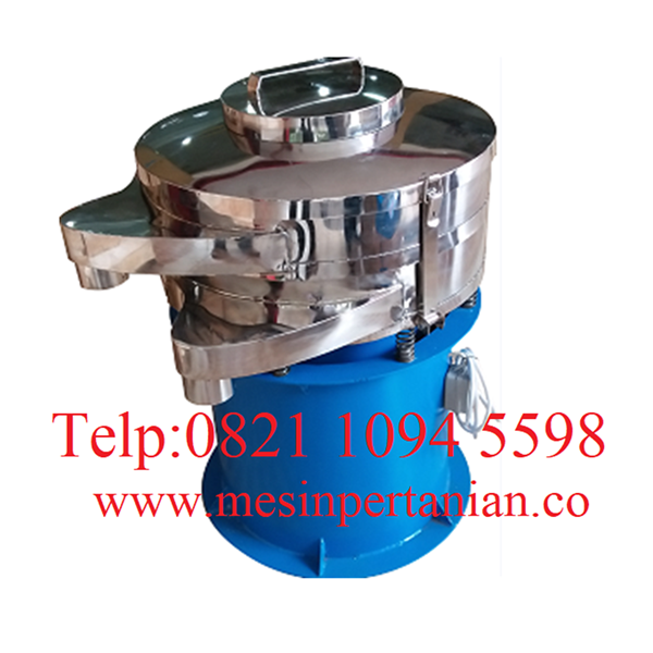 Supplier Mesin Pengayak Bubuk Kopi - Mesin Vibrating Screen - Mesin Pengolahan Kopi - Mesin Kopi