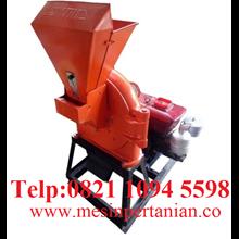 Spesifikasi Mesin Penepung Arang Batok Kelapa Kapasitas Mesin 400-500 Kg - Mesin Pertanian - Mesin Pengolahan Kelapa