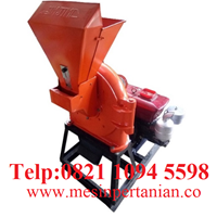 Produsen Mesin Penepung Arang Batok Kelapa Kapasitas Mesin 400-500 Kg - Mesin Pertanian - Mesin Pengolahan Kelapa