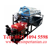 Spesifikasi Mesin Pengayak Arang Bubuk - Mesin Pengayak - Mesin Pertanian - Mesin Pengolahan Kelapa