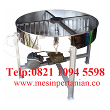 Mesin Kristalisasi Gula Semut - Mesin Pengolahan Kelapa - Mesin Kelapa