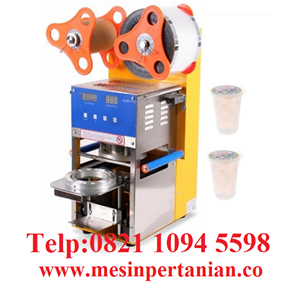 Dari Supplier Mesin Pengemas Cup Nata De Coco - Mesin Pengolahan Kelapa - Mesin Pertanian 0