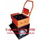Supplier Mesin Pengupas Sabut Kelapa Horizontal - Mesin Pertanian - Mesin Kelapa 1