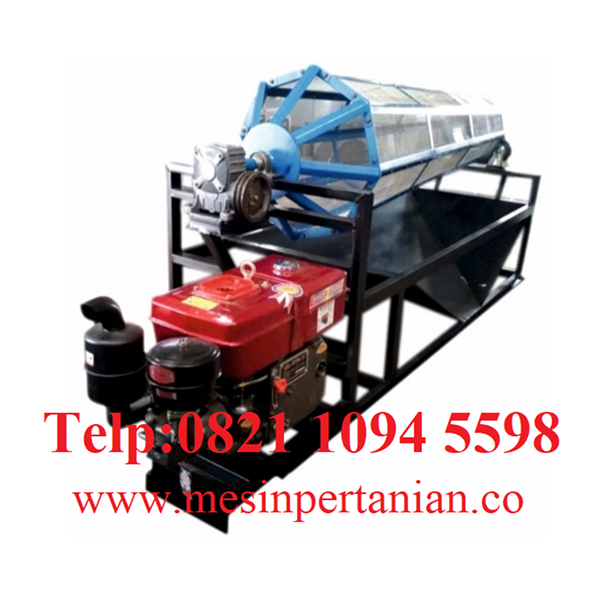Coconut Fiber Sieving Machine Supplier - Coconut Processing Machine - Agricultural Machinery