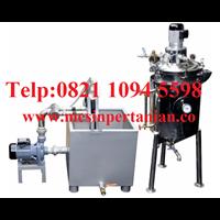 Mesin Vacuum Evaporator - Mesin Pertanian - Mesin Pengolahan Kelapa