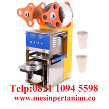 Mesin Pengemas Cup Nata De Coco - Mesin Pertanian