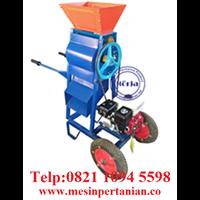 Mesin Pengupas Kulit Kopi Basah - Pulper Kopi - Portable dengan Roda - Mesin Pertanian