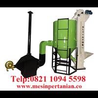 Mesin Pengering Biji Kopi Kapasitas Mesin 750 Kg - Mesin Vertical Dryer - Mesin Pertanian
