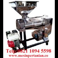 Mesin Pengupas (Kulit Tanduk) Kopi Kering - Huller Kopi Stainless - Mesin Pengupas - Mesin Pertanian