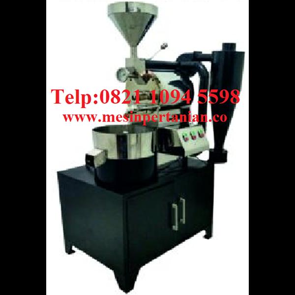 Mesin Sangrai Kopi - Mesin Roaster Kopi - Mesin Kopi Kapasitas 1 Kg / Batch
