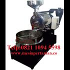 Mesin Sangrai Kopi - Mesin Roaster Kopi - Mesin Pengolahan Kopi Kapasitas 5 Kg / Batch 1