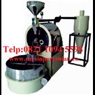 Mesin Sangrai Kopi - Mesin Roaster Kopi - Mesin Pengolahan Kopi Kapasitas Mesin 10 Kg / Proses 1
