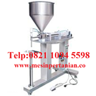 Paste Filler Portable Semi Auto Single Nozzle  1