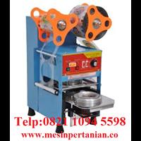 Mesin Cup Sealer Semi Otomatis