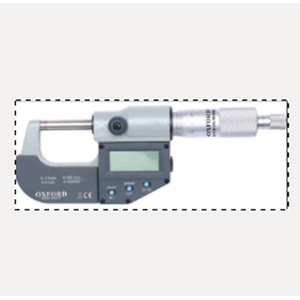 Dari OXFORD Digital Electronic External Micrometer 0