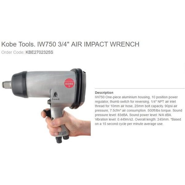 KOBE Impact Wrench
