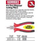 Tang Potong KENNEDY - KENNEDY Diagonal Cutting Plier 2