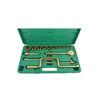 Non Sparking Tool Kennedy - Socket Set / Kunci sok set