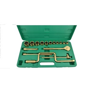 Dari Non Sparking Tool Kennedy - Socket Set / Kunci sok set 1