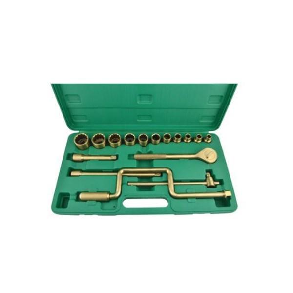 Non Sparking Tool Kennedy - Socket Set / Kunci sok set