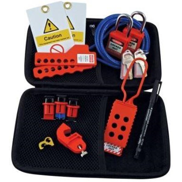 Matlock Maintenance Lock Out Tag Out LOTO Kit