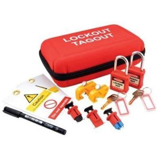 Matlock Eledtric Lock Out Tag Out LOTO Kit