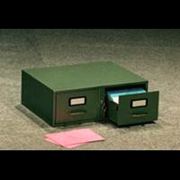 ACROE Double Register Box