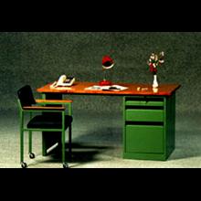 ACROE One Block Writing Desk